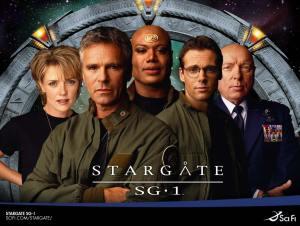 Star Gate SG1